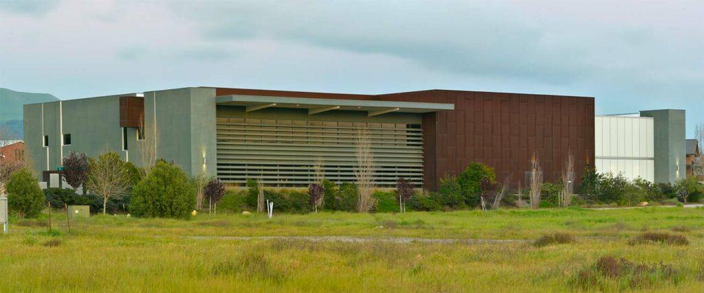 Rossetta - Corten Building