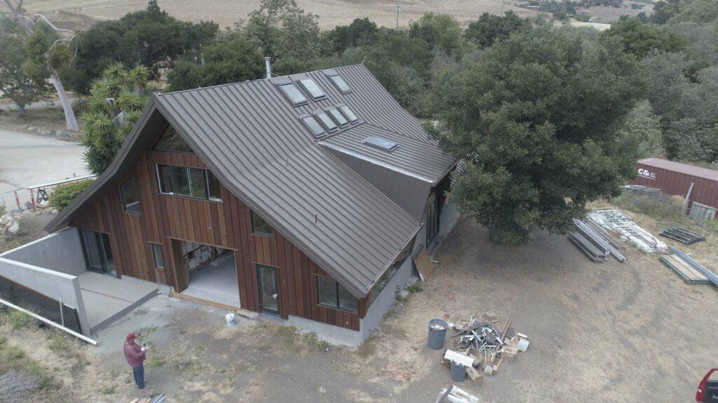 Metal Roof San Luis Obispo