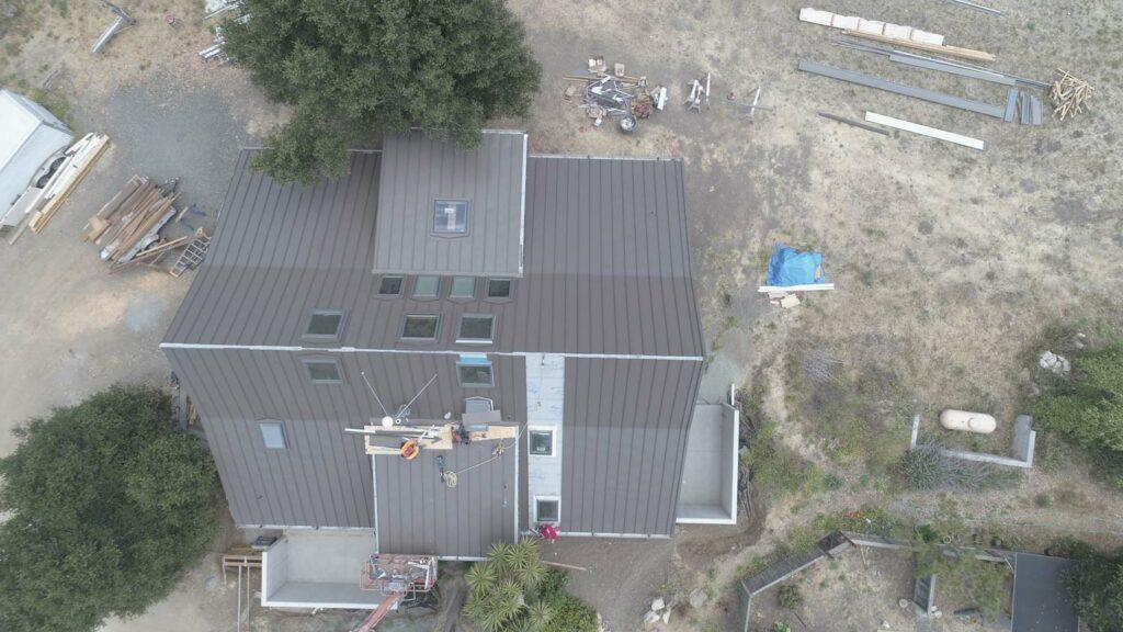 Metal Roof in San Luis Obispo